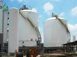 化工石油储罐