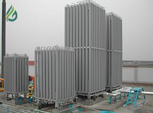 工业气化站气化系统