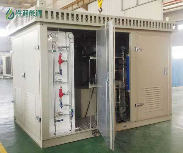CNG子站压缩机