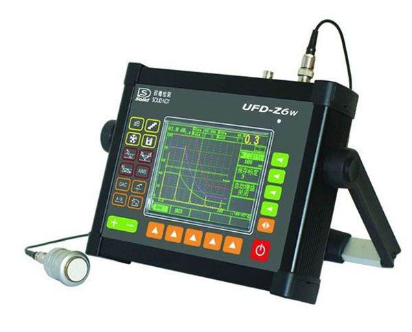 采用超声波检测8mm(外壳)