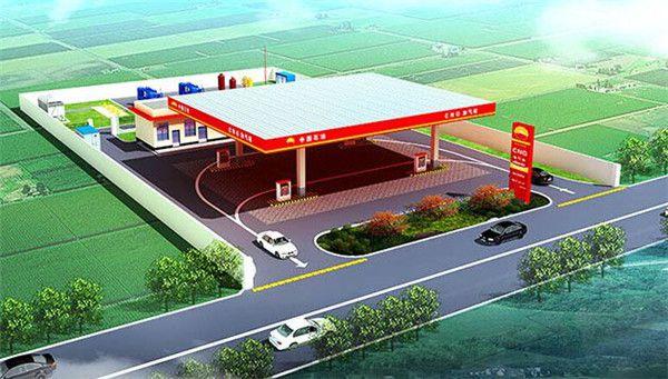 海南区LNG加气站项目