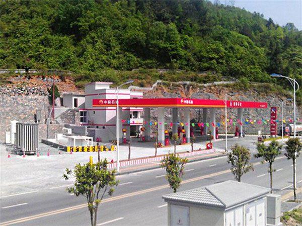 天然气LNG/L-CNG加气站项目