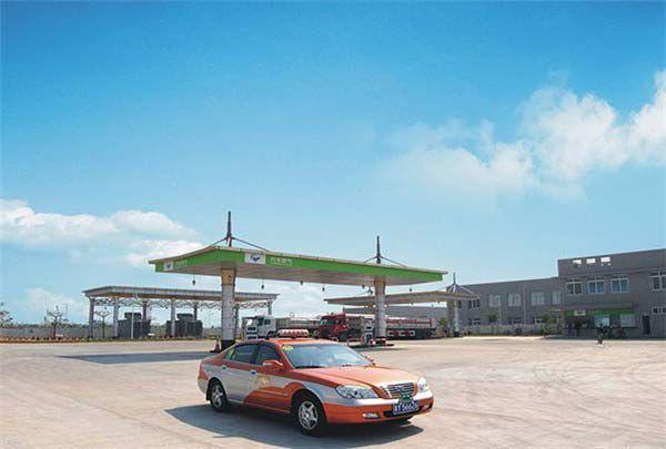 太原CNG加气站绿色能源项目
