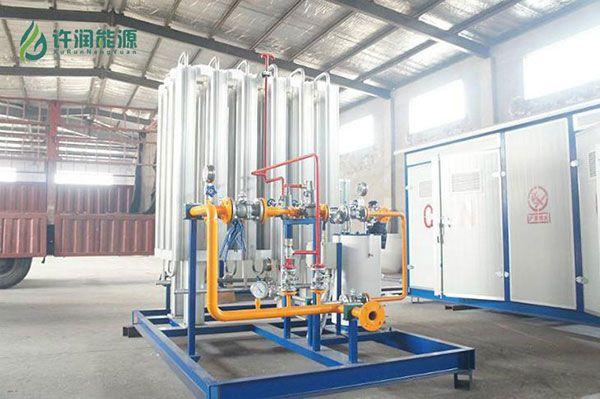 许润能源-空温式气化器